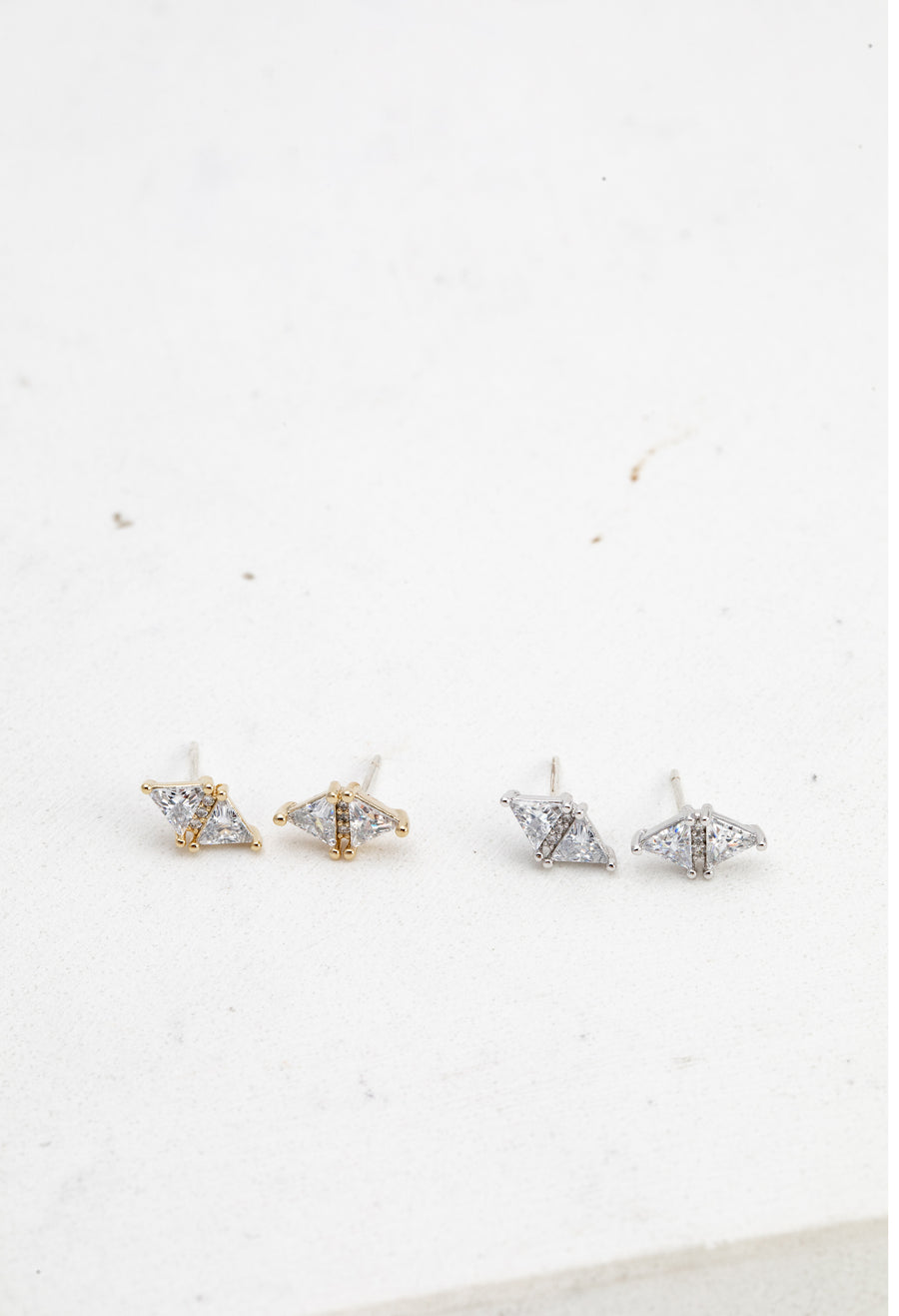 Harmony Stud Earrings