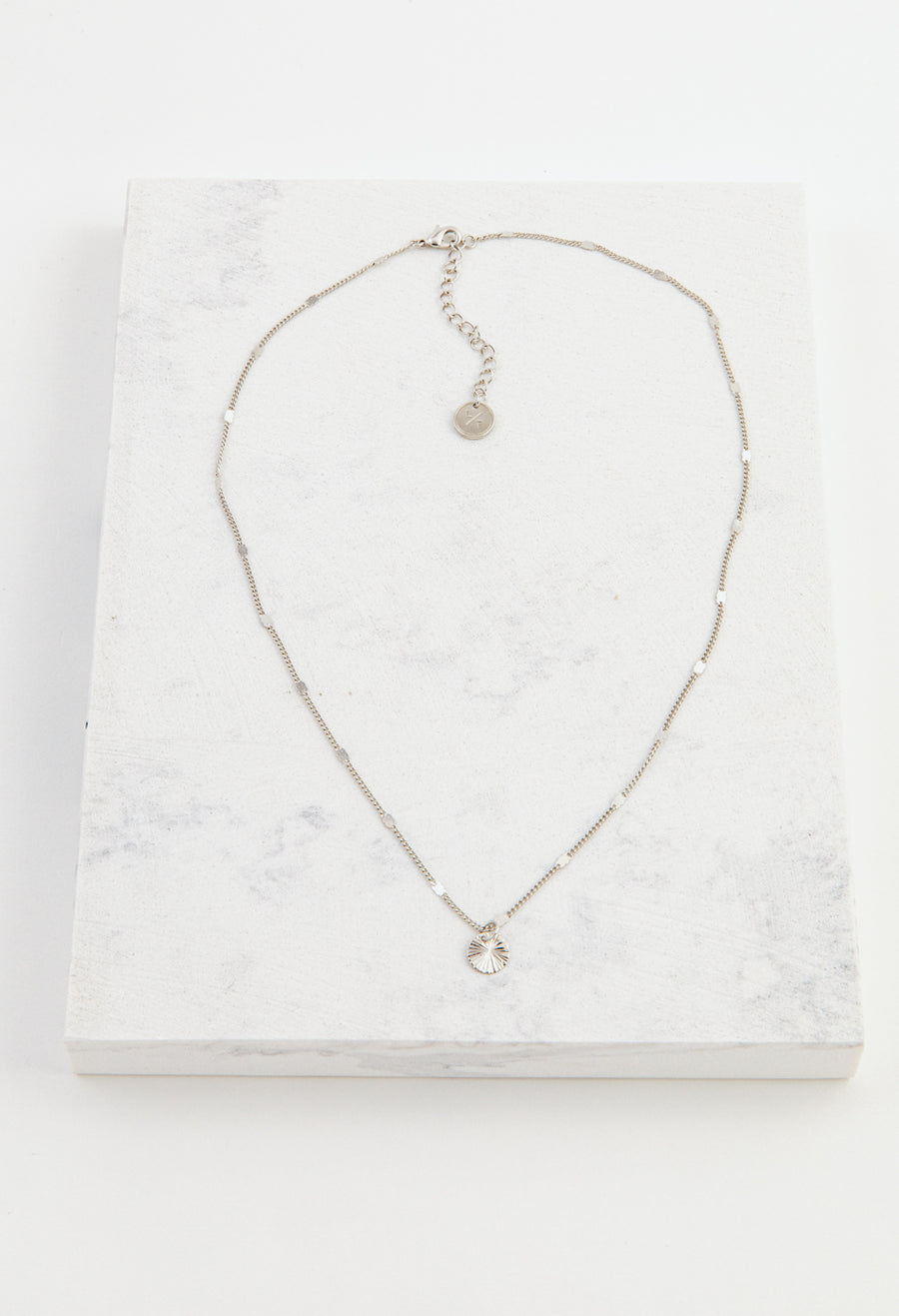 Everly Circle Necklace