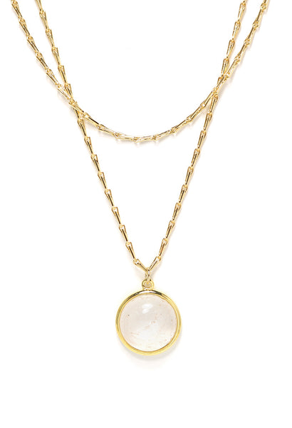 Aura Double Necklace