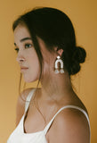 Fette Statement Earrings