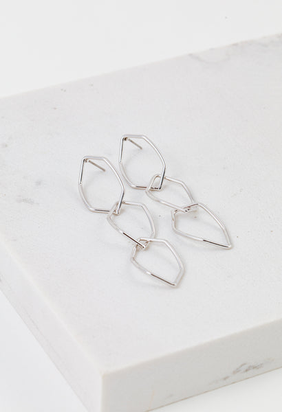 Mirage Hoop Earrings