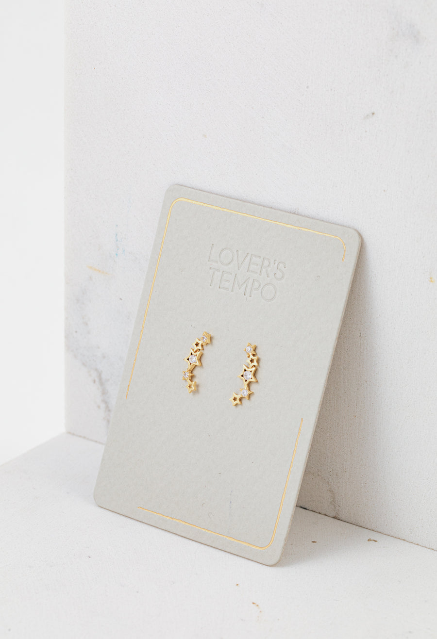 Gamma Climber Earrings