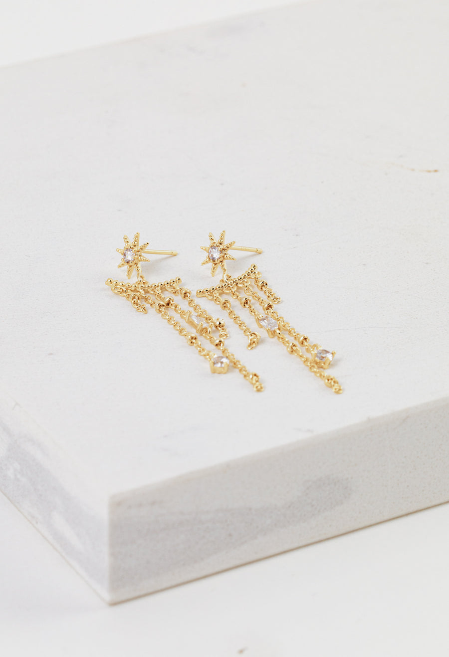 Celista Chandelier Earrings