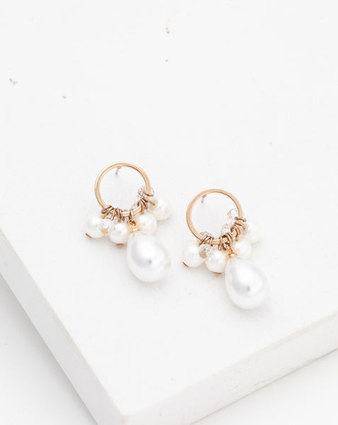 Cecille Drop Earrings