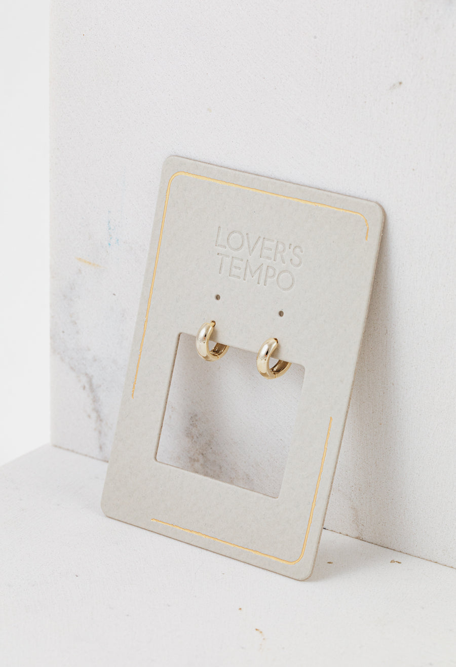 Bea Hoop Earrings