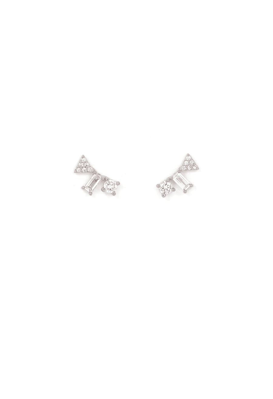 Gemma Climber Earrings