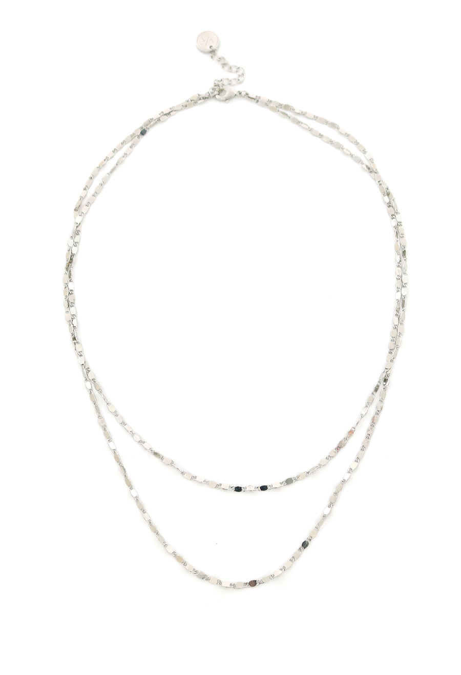 Cleo Layered Necklace