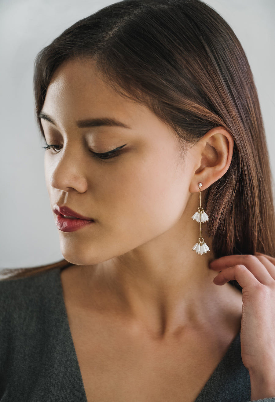 Soiree Drop Earrings