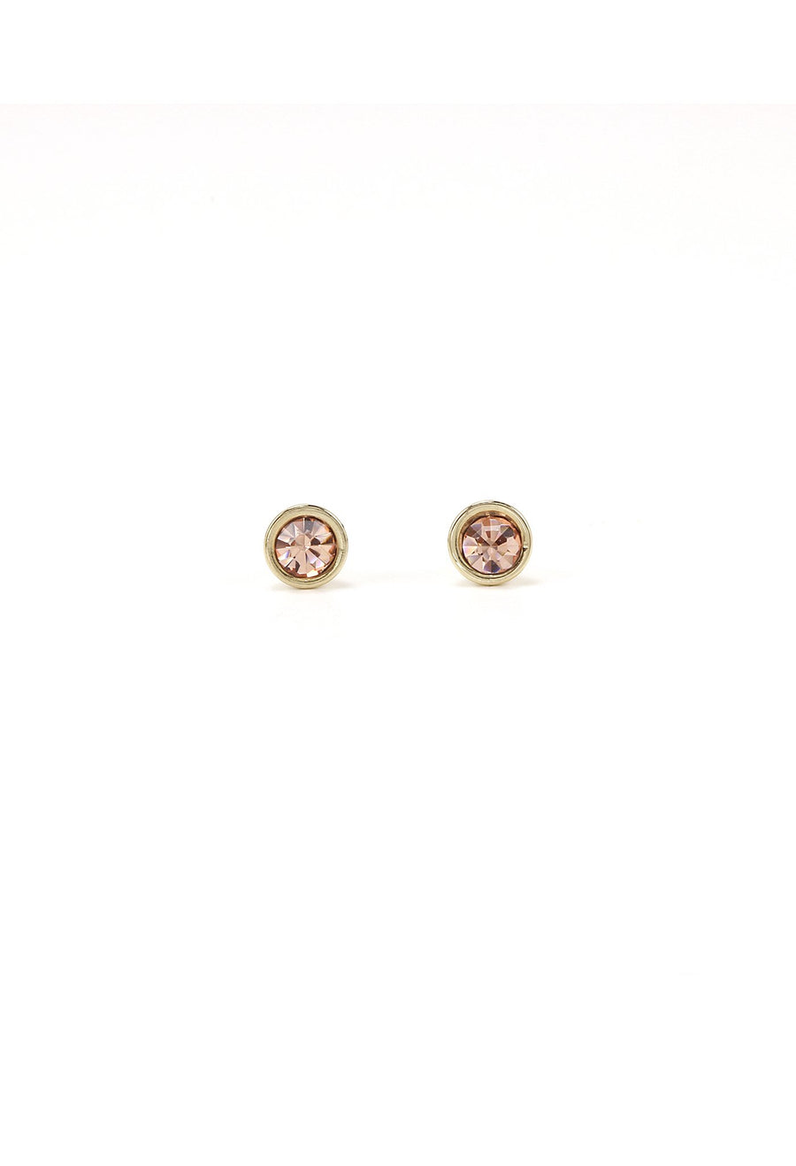 Swarovski Mini Post Earrings