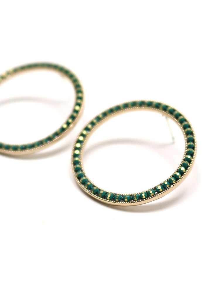 Portside Hoop Earrings