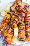 Chicken Skewers (choose your marinade)