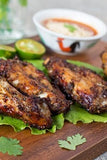 Chicken Wings (choose your marinade)