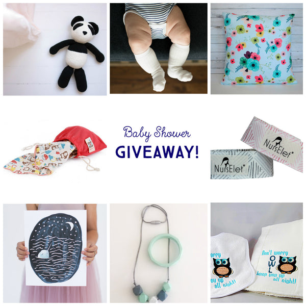 Baby Shower Giveaway!