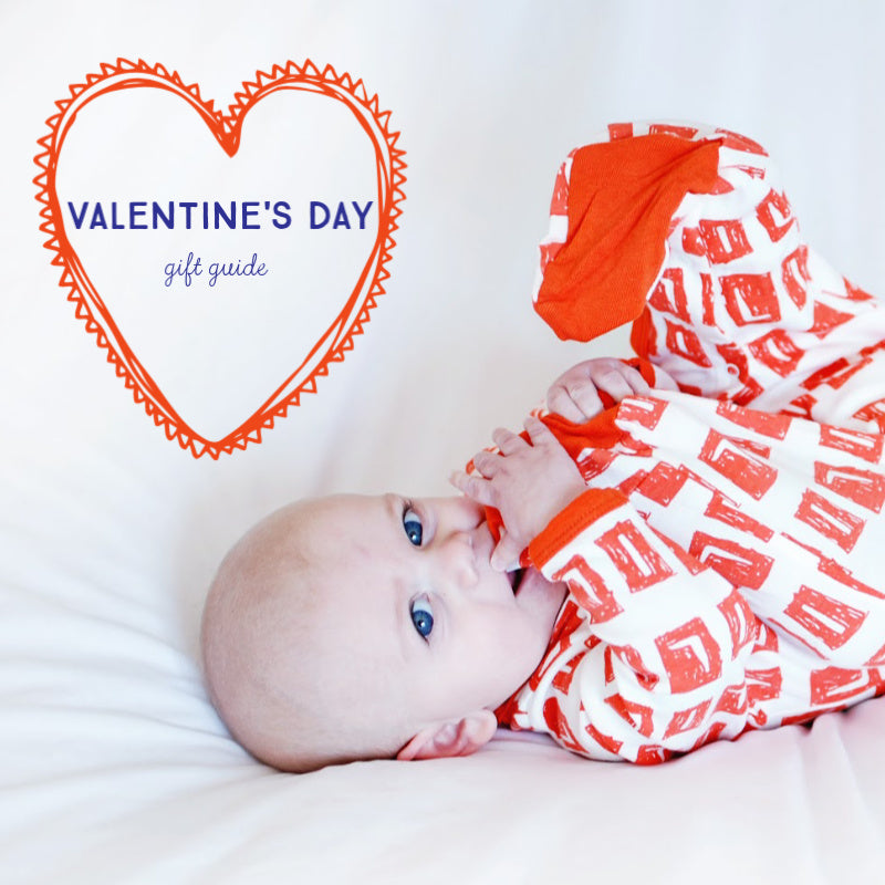 Valentine's Day Gift Guide for Babies & Toddlers