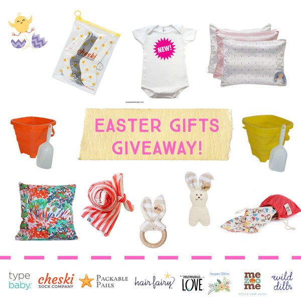 Easter Gifts Giveaway 2017! Enter Now>