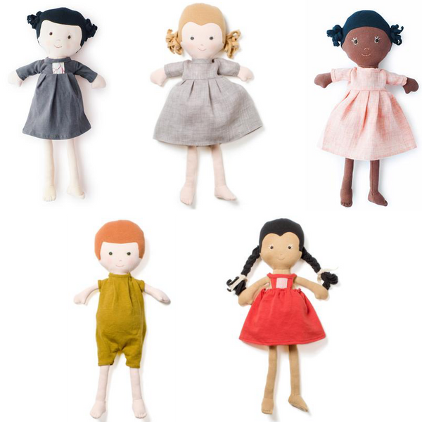 Introducing 2017 Hazel Village Dolls for Girls & Boys