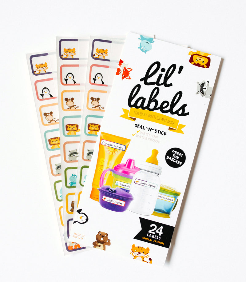 Simplify Your Life with Lil' Labels