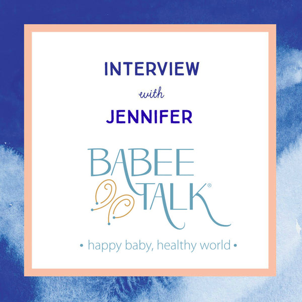 Interview with Jennifer of Babee Talk