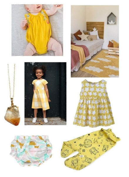 Color Story: Mellow Mustard