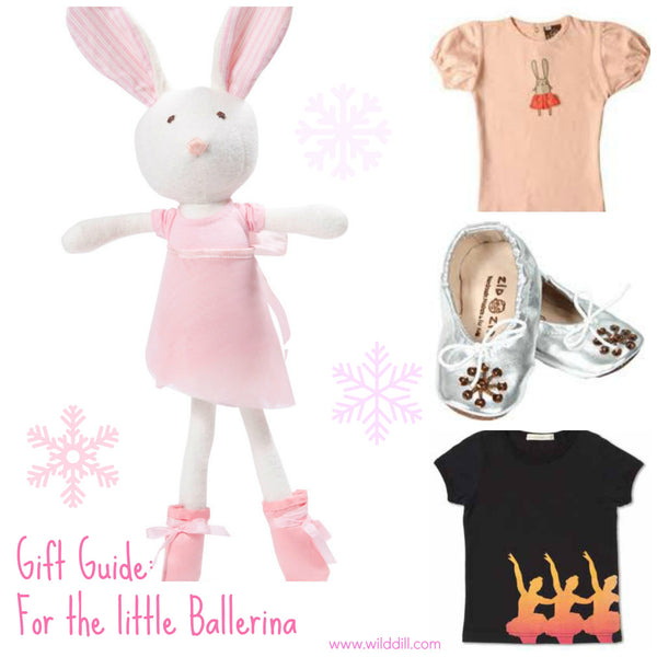 Gift Guide: For the Little Ballerina