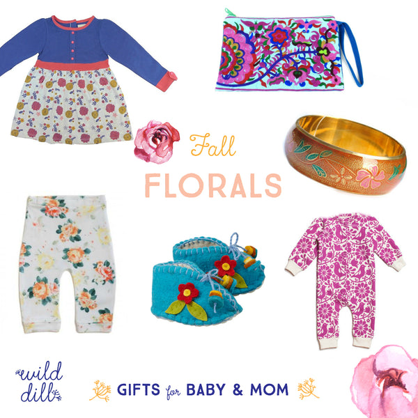 Fall Florals Gift Guide