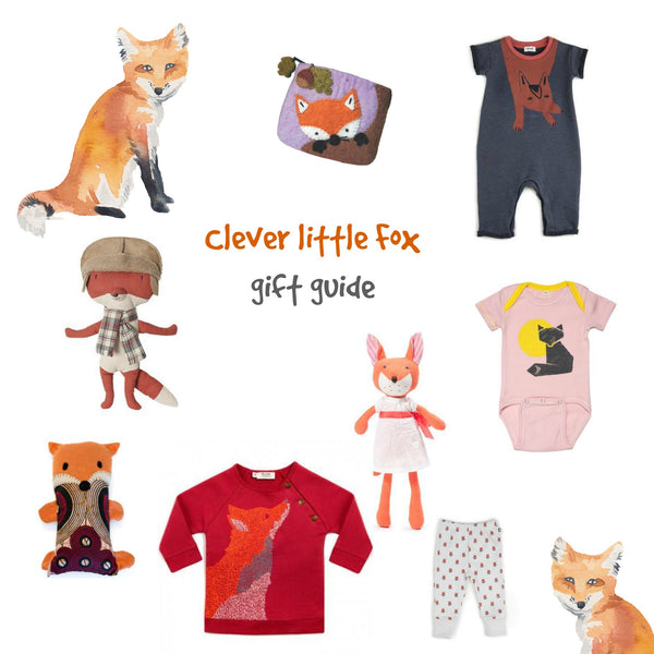 clever little fox gift guide