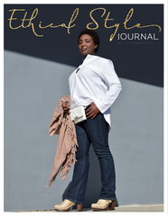 ethical style journal cover