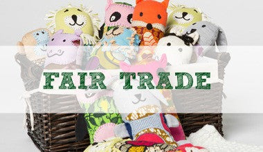 fair trade gift guide for baby