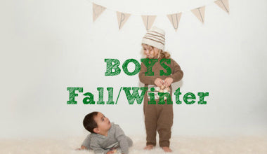 boys fall winter