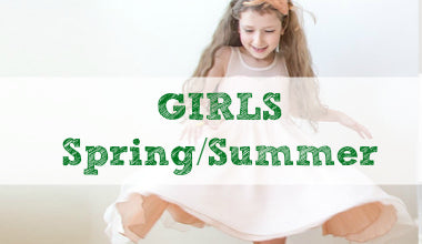 girls spring and summer clothing gift guide