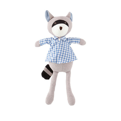 Nicolas Bear Organic Doll -  Winter Water Factory Limited Edition Outfit