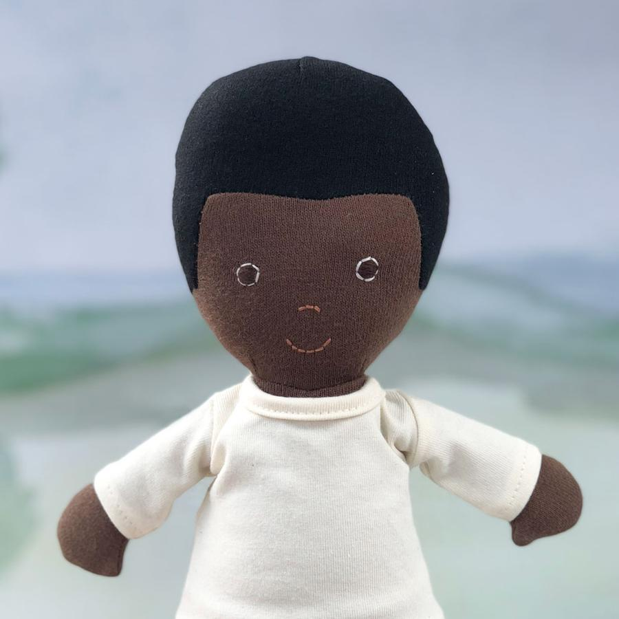 William Organic Boy Doll by Hazel Village,Hazel Village  - Wild Dill