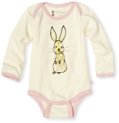 Babysoy Baby Slip-On Pant - cloud