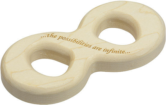 Maple Landmark Infinity Teether,Maple Landmark  - Wild Dill