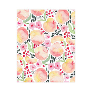 Peaches Art Nursery Print,Juliet Meeks  - Wild Dill