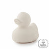 Natural Rubber Ducky - White , Bath - Oli & Carol, Wild Dill