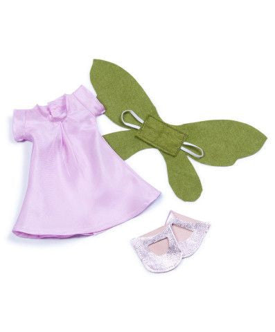 Hazel Village Doll Fairy Costume , Play - Hazel Village, Wild Dill  - 1