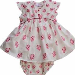 Sonia Fair Trade Dress with Bloomers 6-12m