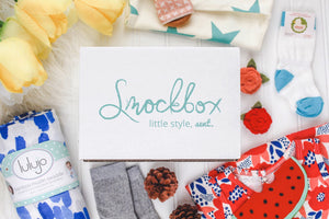 Smockbox Surprise Gift Box ages 3m - 2T,Smockbox  - Wild Dill