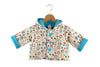 Mezoome Organic Cotton Fall Hooded Coat,Mezoome Designs  - Wild Dill