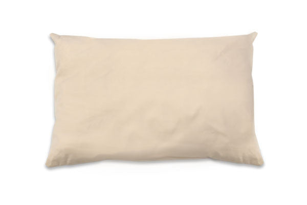 Organic Cotton Toddler Pillow Organic Pillow, Crib Bedding - Naturepedic, Wild Dill  - 2
