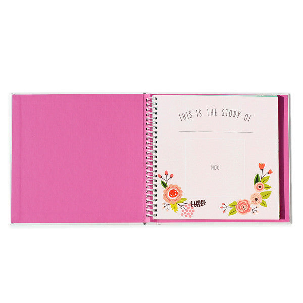 LIttle Artist Memory Book , Books - Lucy Darling, Wild Dill  - 2