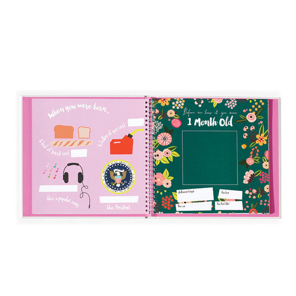 LIttle Artist Memory Book , Books - Lucy Darling, Wild Dill  - 5