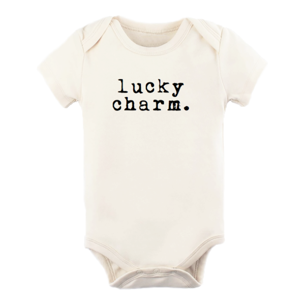 Lucky Charm.  Organic Onepiece,Tenth and Pine  - Wild Dill