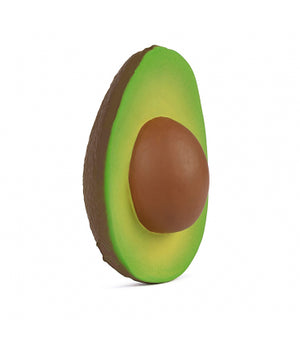 Avocado Natural Rubber Toy,OliandCarol  - Wild Dill