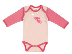 Ideo Eco Fairy Wish on A Star Onesie,Ideo  - Wild Dill