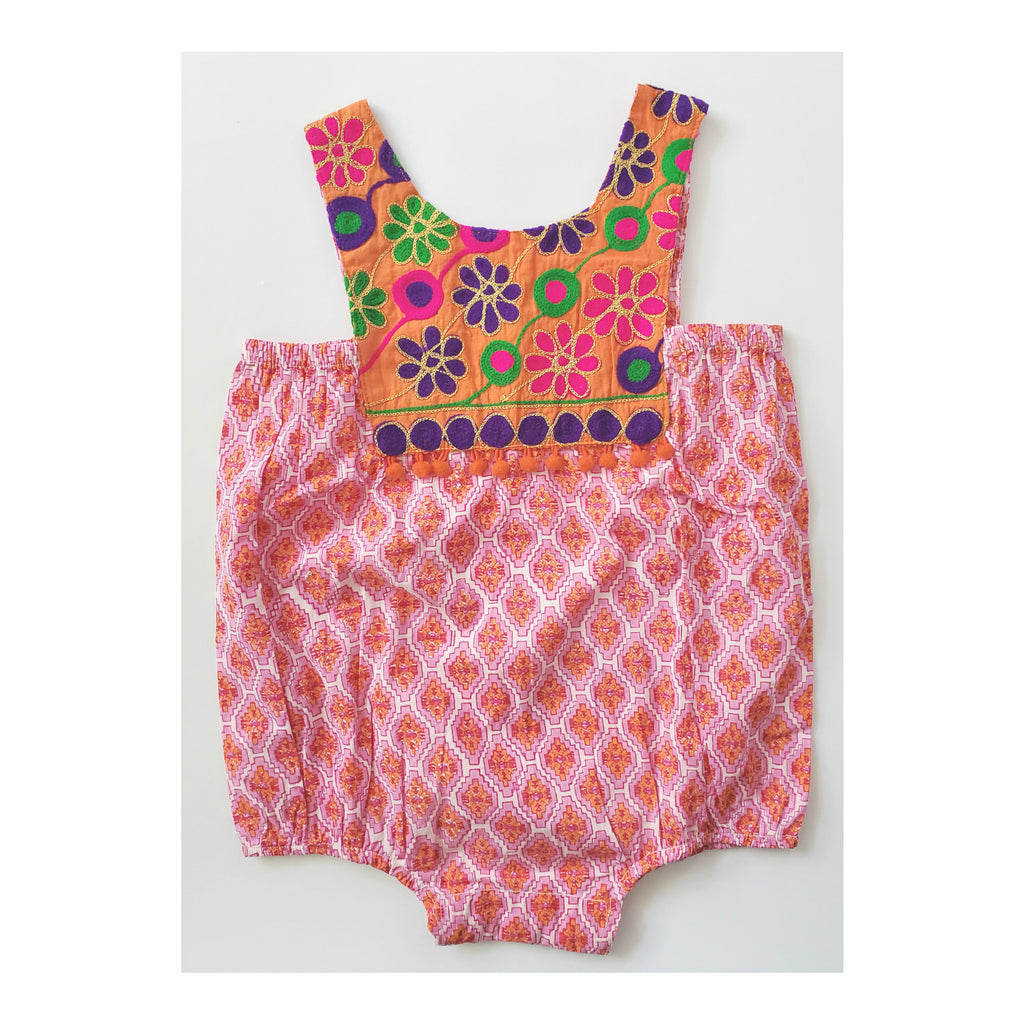 Misha Banjar Baby Bubble - Pink,Cheeni Girls  - Wild Dill
