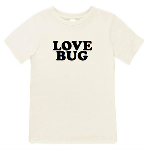 Love Bug Organic Tee,Tenth and Pine  - Wild Dill