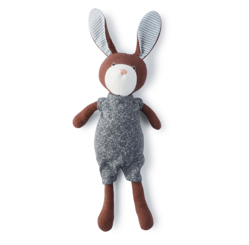 Hazel Village - Lucas Brown Rabbit Doll,Hazel Village  - Wild Dill
