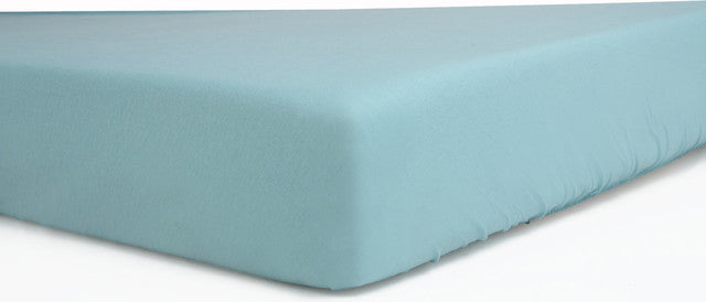 Baby Blue Egyptian Cotton Fitted Crib Sheets,Mezoome Designs  - Wild Dill